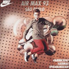 Alex Cursino | Fashion Blogger | Nike Air Max | AIR MAX DAY