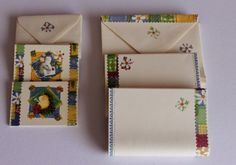 VINTAGE Letter Writing PAPER and ENVELOPES by Annas7Closet on Etsy