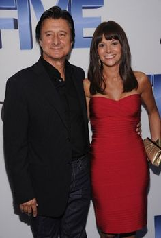 Steve Perry, former singer of Journey. In an recent update by him.Has informed his fans, that his lovely girlfriend (pictured here) had passed away in December of 2012,of cancer. He recently had a mole removed from his face.That was reported as Melanoma.Steve said that after a few surgeries,the doctors believe they got it all.