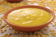 Lachko : A simple and tasty dal preparation using toovar dal. Tasty, Yummy Food, Everyday Food, Eating Well, Indian Food Recipes, Healthy Life, Cooking Recipes, Meals, Book
