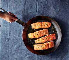 Culinary heavyweight Andrea Nguyen invested in a carbon steel skillet. Carbon Steel Skillet, Carbon Steel Pan, Cooking 101, Grill Pan, Grilling, Favorite Recipes, Food, Kitchen, Griddle Pan