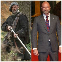 Graham Mctavish - This is What the Cast of 'Outlander' Looks Like Out of Costume!