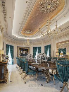 Riva   Luxury Dining Room