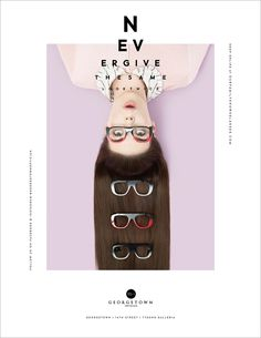 Georgetown Optician's Eyewear-Crazed Family Is Back in Another Gorgeously Designed Ad | Adweek