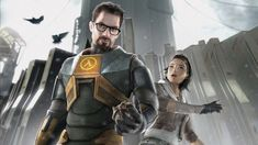 Stop asking for Half-Life 3 - VR Portal for Vive should be what you really want   Half-Life 3 can wait as far as Im concerned. Half-Life 1 great. Half-Life 2 and its episodic content was even better. But that ship has sailed and I cant help but feel a pang of sympathy every time Valves Gabe Newell has to field questions about the long (non-?) gestating sequel - something he had to do again this week.  Whether gamers can stomach it or not Valve has changed and Newell has bigger fish to fry…