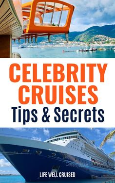Planning a Celebrity Cruise? Here are the tips, tricks and secrets you need to know before you cruise! Whether you sail on celebrity Edge or one of the other Celebrity Cruise Ships, you'll find the advice you need for cruising with Celebrity for the first time. #cruise #celebritycruises #cruisetips #cruises Celebrity Cruise Ships, Best Cruise Ships, Celebrity Cruises, Cruise Port, Cruise Travel, Cruise Vacation, Packing List For Cruise, Cruise Tips, Luxury Cruise Lines