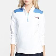 c591261469f Women s Vineyard Vines  Shep  Half Zip Shirt Vineyard Vines