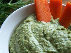 Raw Veggie Hummus