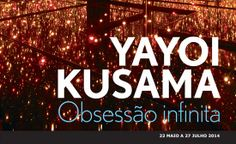 http://modaworks.com.br/blog/exposicao-yayoi-kusama-infinite-obsession/2014/05/28/  #yayoikusama #exposição