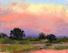 Image result for florida sunset painting