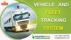 A Complete range of vehicle tracking products integrated into a single easy to use system. For more detail contact : +919952 300300 #gpstracking #fleettracking #smarterping