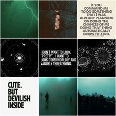 INTP/Scorpio/Slytherin Aesthetic for @brookeinthesky