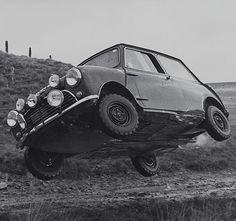 Morris Mini Cooper Rallye | Flickr: Intercambio de fotos