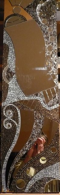 Spiegelbild - Mirror image - in process by Mosaikstall, via Flickr