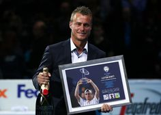 Lleyton Hewitt Photos: Barclays ATP World Tour Finals - Day Four