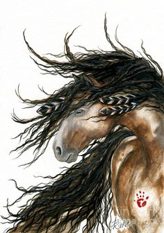 first nations war pony