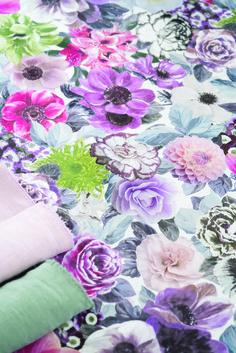 Designers Guild Oriana Ii Fabric Print Tricia Surface Pattern Design Fl