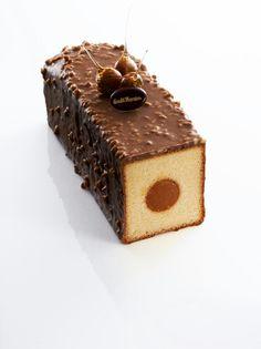 Cake zeste caramel,