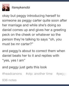 Sousa should definitely take Peggy's name after they get married