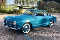 Bid for the chance to own a 1964 Volkswagen Karmann Ghia at auction with Bring a Trailer, the home of the best vintage and classic cars online. Volkswagen Karmann Ghia, Hot Vw, Vinyl Doors, Thing 1, Brake Fluid, Vw Cars, Steel Wheels, Car Covers, Classic Cars Online