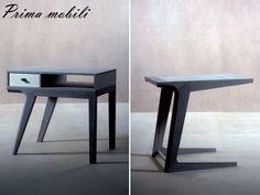 2202 2203 итальянский прикроватный столик Ferri Mobili - купить в Москве