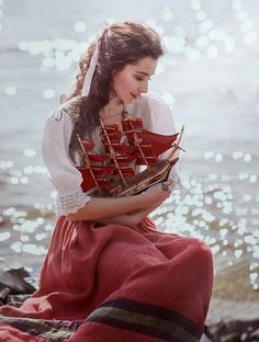Beauty will save Photo art on the theme of Scarlet Sails - Beauty will save Beach Fashion Photography, Girl Photography Poses, Children Photography, Bebi Photo, Sailor Party, Tribal Women, Scarlet, Photo Art, Beautiful Pictures