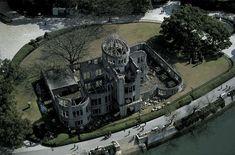 Epicenter of the atomic bomb, Hiroshima, Japan