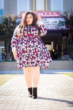 ad5369a53b6 Fashion Blogger Spotlight  Sarah-Jane of SarahJaneReign. Plus Size ...