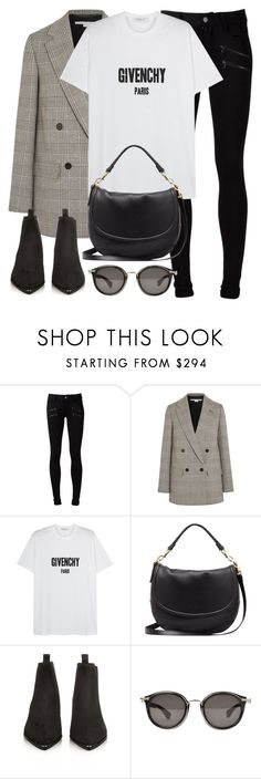 """Untitled #3153"" by elenaday ❤ liked on Polyvore featuring Paige Denim, STELLA McCARTNEY, Givenchy, Mulberry, Acne Studios and Moncler"