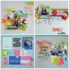 Bella Blvd Inspiration - Paper Issues Style!--Kathy Skou