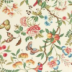 IMPERIAL GARDEN PEARL - Floral/Foliage - Shop By Pattern - Fabric - Calico Corners