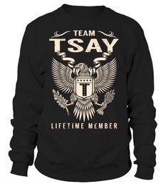Team TSAY Lifetime Member