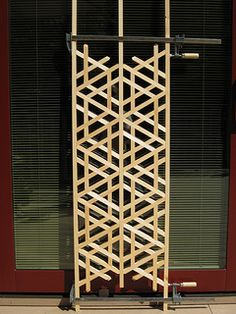 islamic lattice pattern