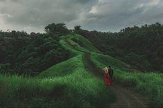 Una boda colorida en Ubud, Indonesia - Bodas en paisajes increíbles: tomad nota, novios viajeros