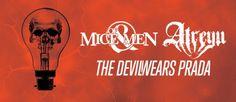 Of Mice & Men + Atreyu + The Devil Wears Prada announce Soundwave Sidewaves – February 2015   #SW15