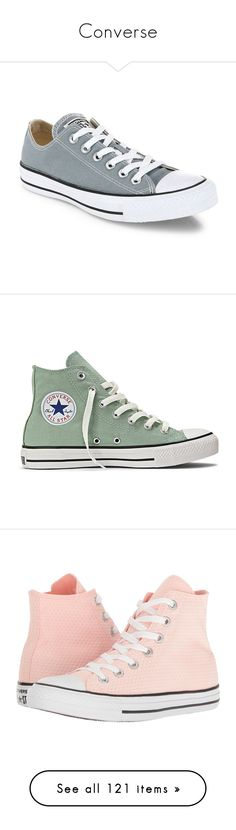 """""""Converse"""" by jaqsancake ❤ liked on Polyvore featuring shoes, sneakers, converse, camo green, canvas sneakers, lace up shoes, canvas lace up sneakers, low top canvas sneakers, converse trainers and pink"""