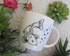 Kubek dla miłośnika wędkowania! #ryba #wedkarz #fish #fishing #idea #mug #mugs #komodapomyslow
