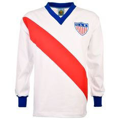 e38f4d1f8 USA 1950 World Cup Retro Football Shirt price  £42.99 1950 World Cup