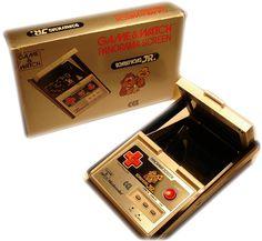 Nintendo, Game & Watch Donkey Kong JR.