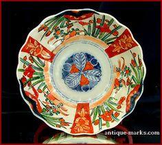 Japanese Imari Porcelain -
