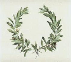 "Chr.Galdemis, ""Kotinos"" - Oil branch wreath (2004)"