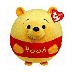 Disney Beanie Ballz Pooh con audio 22 centimetri da ingrosso e import