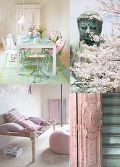 loving the pastel colour scheme