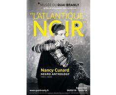 Nancy Cunard une icône de la mode au quai Branly