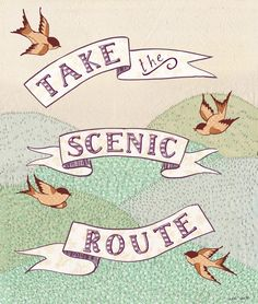 By Alli Coate (via www.allicoate.com)  ~  ♥ it! :)  #travel #rv #rving #roadtrip #vacation