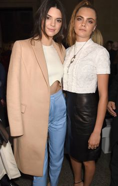 You won't BELIEVE who Cara Delevingne and Kendall Jenner went out with in London... http://lookm.ag/oK6AcK
