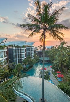 Le Meridien Bali Jimbaran. Bali is our backyard. When we lived in Perth, Australia we would visit Bali several times each year, so we know what we're talking about. Read our first-hand recommendations on where to stay in Bali.