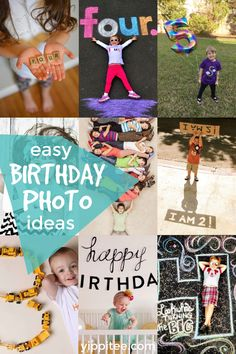 Simple and cute birthday photoshoot ideas for birthday party invitations, photo books, or social media posts. All you need is a cute kid, a cute birthday outfit, and a prop or two! Mini Balloons, Mylar Balloons, Special Birthday, Baby Birthday, Cute Photos, Cute Pictures, Cute Birthday Outfits, Cake Smash Photos, Photo Books