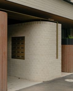 Napier Street Apartment by Freadman White for Milieu – Project Feature – The Local Project Australian Interior Design, Interior Design Awards, Restaurant Logo, Restaurant Design, Timber Battens, Restaurants, Street Pictures, Concrete Bricks, Hospitality Design