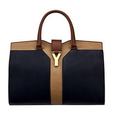 YVES SAINT LAURENT Cabas Chyc Tote